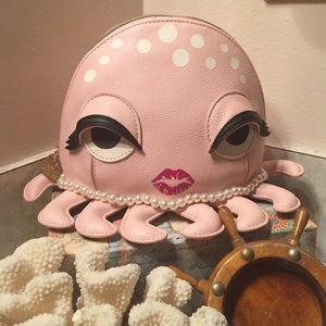 Betsey Johnson Octopus Cosmetics Case
